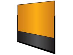 Hazchem panel frame holder