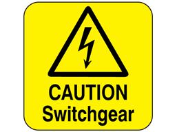 Caution switchgear