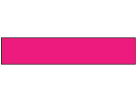 Pink flagging tape