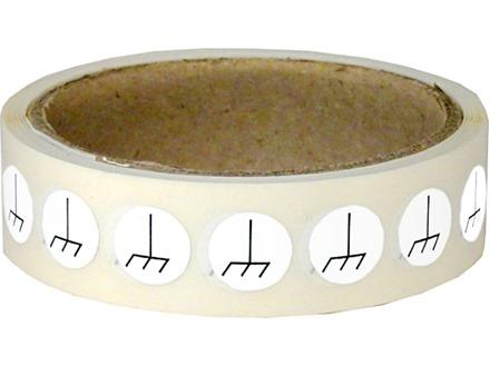 Ground symbol label