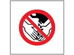 Do not wash with solvents symbol safety sign.