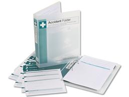 Accident folder