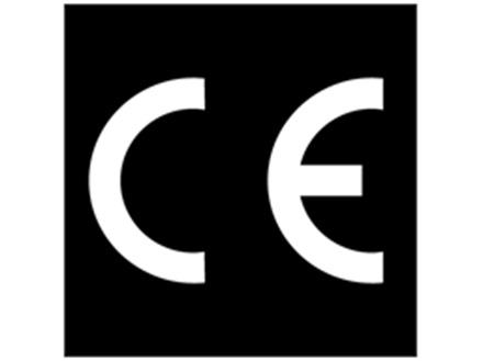 CE symbol labels.