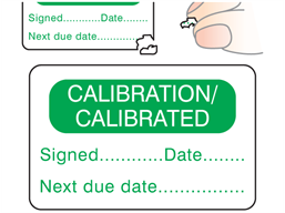 Calibration calibrated label