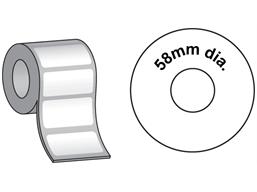 CD/DVD label (QL printer range)