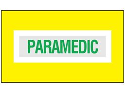 Paramedic safety armband