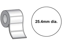 Large circular label (QL printer range)