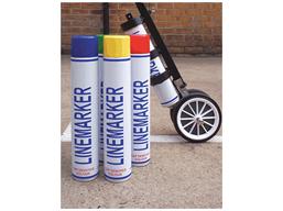 Permanent line marking paint