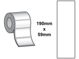 Dymo labelwriter large lever arch labels