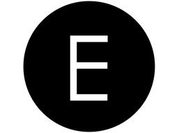 Earth (E) symbol label.