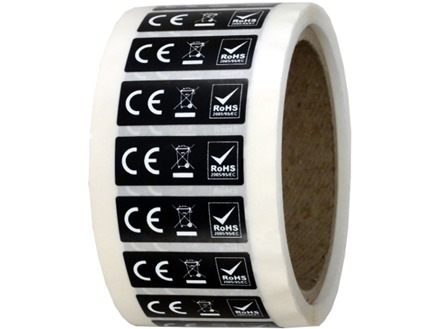 Weee Ce And Rohs Symbol Label Label Source