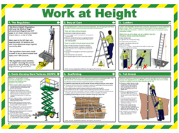 Work at height guide.