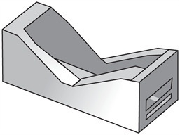 Channel adaptors for sign posts