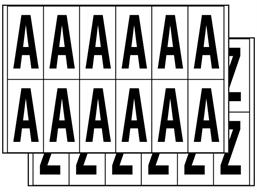 Multipurpose letter set, 56mm x 21mm