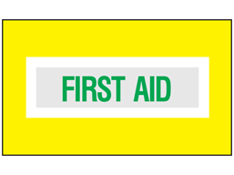 First aid safety armband