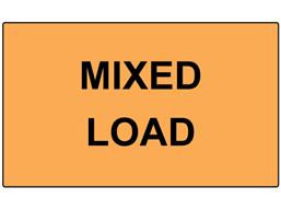 Mixed load labels
