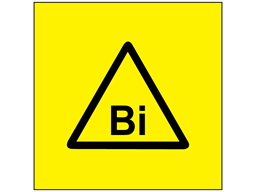 Bi (bismuth) symbol label.