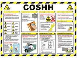 COSHH guide.
