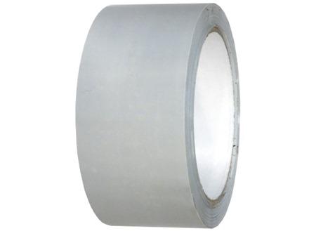 Plain grey pipeline identification tape.