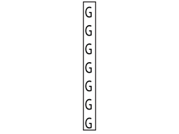 Cable and wire markers G