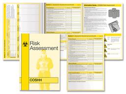 COSHH safety risk assessment kit