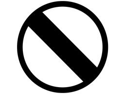 National speed limit applies sign