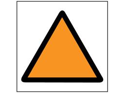 Medium risk assessment label.