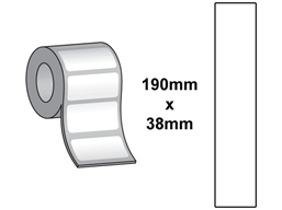 Dymo labelwriter small lever arch labels