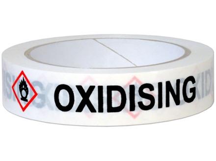 Oxidising GHS tape.