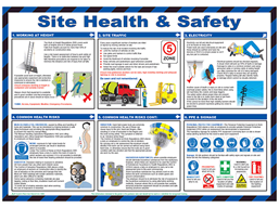 Site Health And Safety Guide Srn173 Label Source