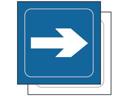 Arrow horizontal symbol sign.