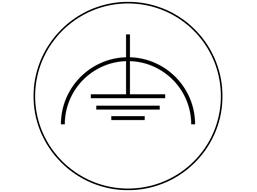 Parasitic current symbol label.