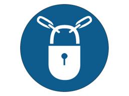 Keep locked symbol label